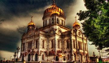 сон про церковь