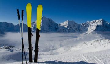 сон про лыжи