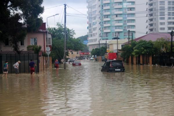 сон про наводнение