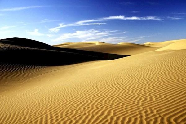 сон про пустыню