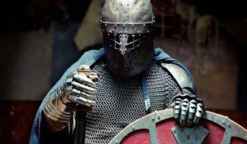 сон про рыцаря