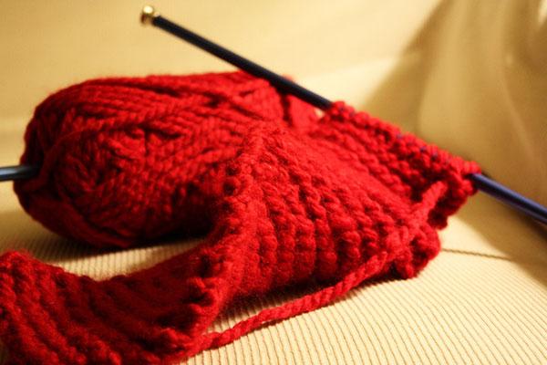 сон про вязание