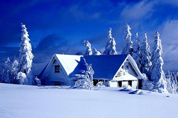 сон про зиму