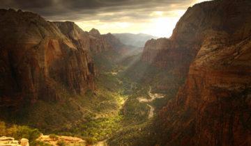 сон про долину
