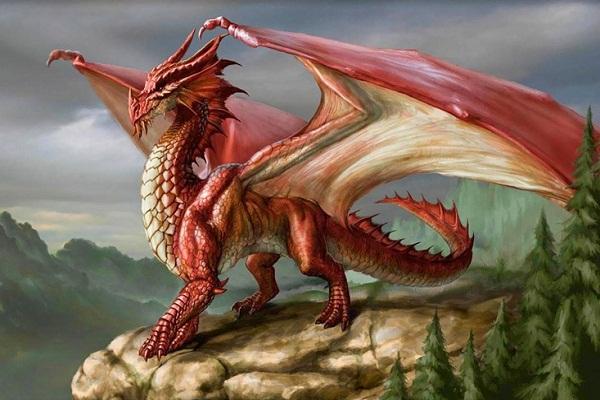 сон про дракона