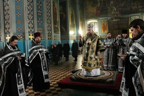 сон про епископа
