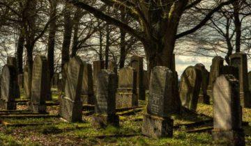 сон про кладбище