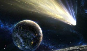 сон про комету