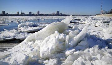 сон про ледоход