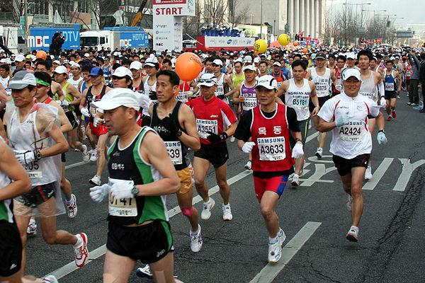 сон про марафон