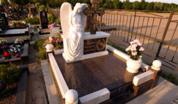 сон про могилу