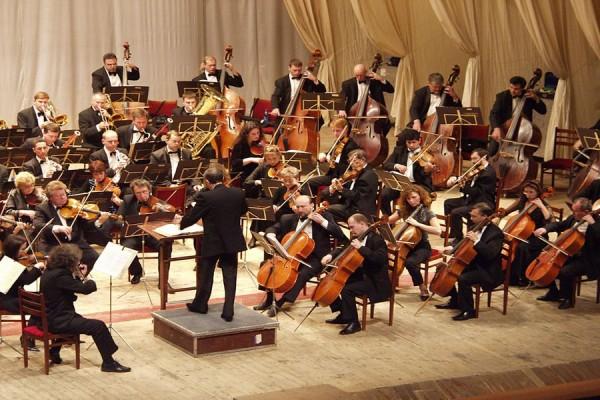 сон про оркестр