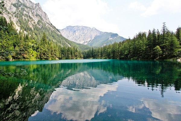 сон про озеро