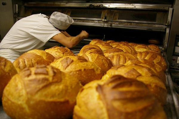 сон про пекарню