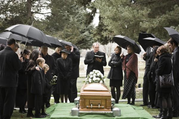 сон про похороны