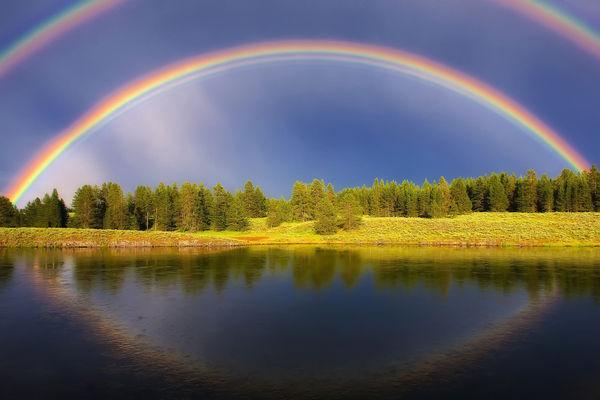 сон про радугу