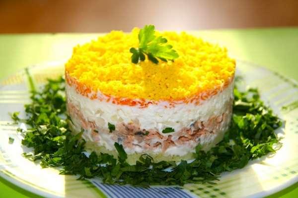 сон про салат