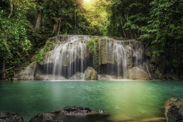 сон про водопад
