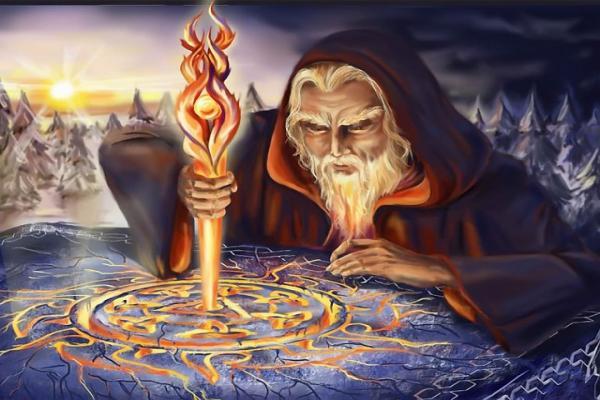 сон про волшебника