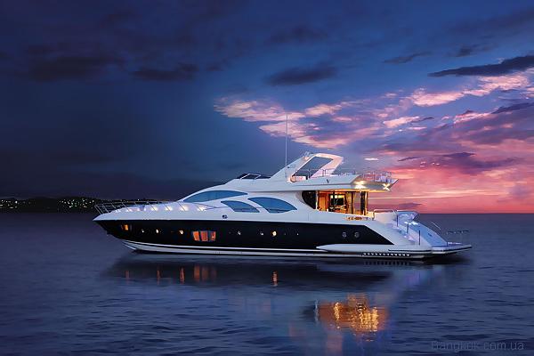 сон про яхту