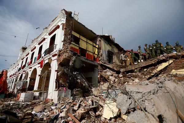 сон про землятресение